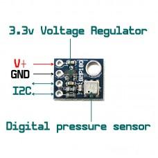 BMP180 Barometric Pressure/Temperature/Altitude Sensor I2C interface