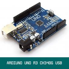 ARDIUNO UNO R3 ATMega328 CH340 USB Handler