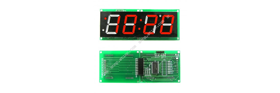 1.2-inch 4-digit 7-segment LED Display