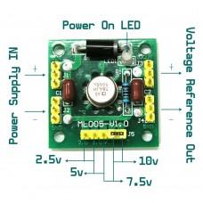 AD584 Precise 2.5v 5v 7.5v 10v Voltage Reference Module not for Power Supply