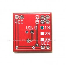 Lipo Battery Voltage Status LED Indicator Gauge Module - 1S