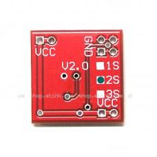Lipo Battery Voltage Status LED Indicator Gauge Module - 2S
