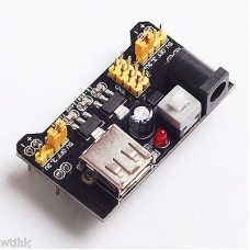 Breadboard 3.3v 5v Power Supply Module Solderless MB102 Compatible