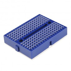 35 x 47mm Tiny Breadboard Solderless Prototype for Raspberry Arduino  - BLUE