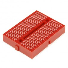 35 x 47mm Tiny Breadboard Solderless Prototype for Raspberry Arduino  - RED