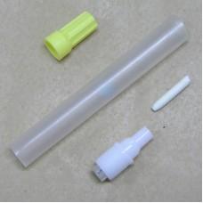 2 Sets WellTech Dosing Pen Applicator kit with HeatShrink Wrap NO LIQUID EMPTY