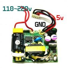 Original Guru 003-GP0001 Switching Power supply AC110/220V input,  DC5V 3A output