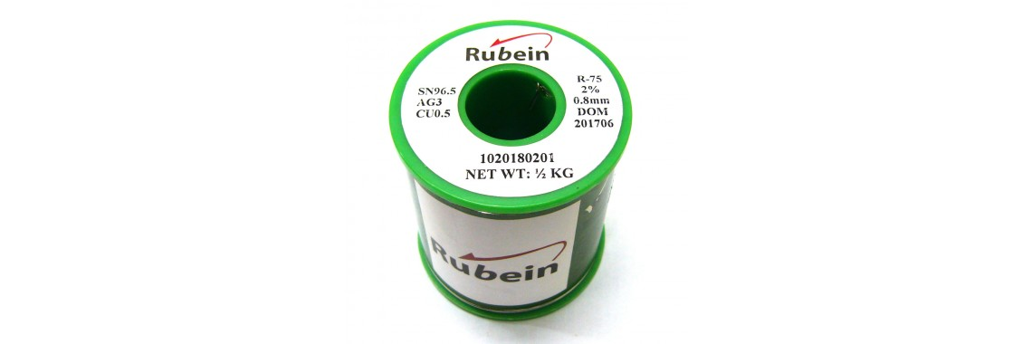 RUBEIN SAC305 Lead Free Solder Wire
