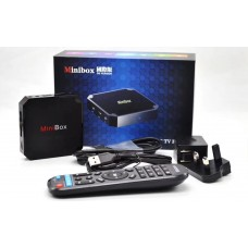 miniBOX TV box IPTV International version